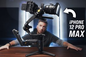 Check Out This Crazy iPhone 12 Pro Max Camera Setup