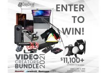 Enter the 5DayDeal Giveaway Worth $10,000+ in Prizes