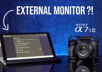 Use Any Device as an External Monitor with Your a7S III