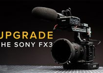 Rigging Up the Sony FX3