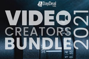 Pay Just $89 for Over $2,000 in Video Creation Resource with 5DayDeal