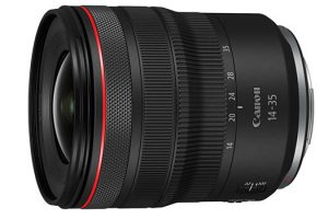 Canon Introduces RF 14-35mm F4 L IS USM Lens