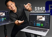 Is the $949 M1 MacBook Air Powerful Enough for Video Editing