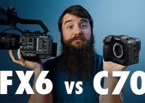 Canon C70 vs Sony FX6 – What is the Best Compact Cinema Camera?