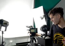 Setting Up the Chronos 2.1 High Speed Camera for Recording