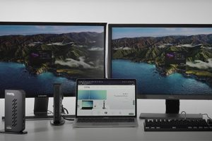 Connecting Two 4K Monitors to an M1 Mac