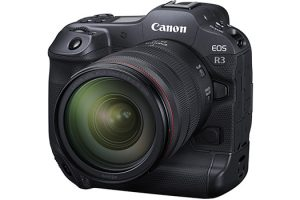 Meet the Canon EOS R3 – 6K 60p RAW, 4K 120p 10-bit Video, C-Log 3, and More