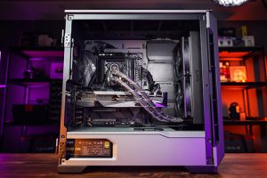 Building a Powerful Video Editing PC with NO RGB