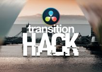 Easy Hack to Create Unique Transitions in Resolve