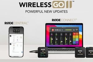 RØDE Rolls Out Some Major Updates for the Wireless GO II